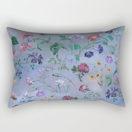 Carpe Diem (flower collection) Rectangular Pillow