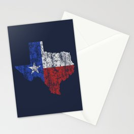 Texas Vintage Stationery Cards