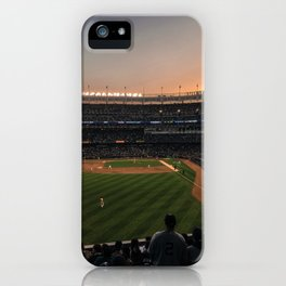 America's Pastime iPhone Case