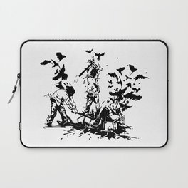 Famous also Fade Laptop Sleeve