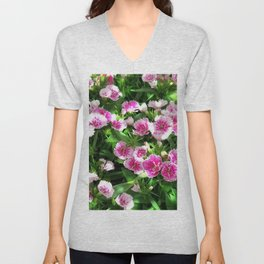 Sun Dappled Garden Unisex V-Neck