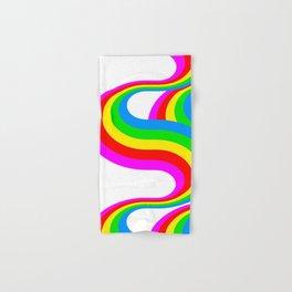Double Rainbow Hand & Bath Towel