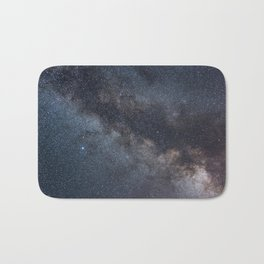 Detailed view of the Milky Way Bath Mat