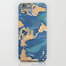 World Map iPhone 6s Slim Case