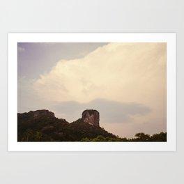 Railay Bay Thailand Art Print