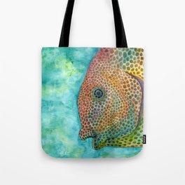 freckle fish Tote Bag