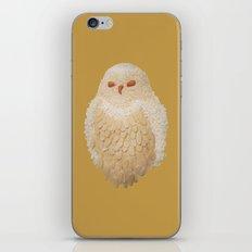 Owlmond 3 iPhone & iPod Skin