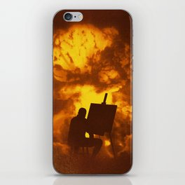 Disasterpiece iPhone Skin