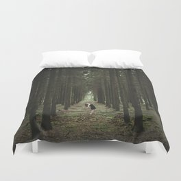 The Woods of St Olof 2 Duvet Cover