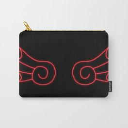 Chibi Demon Wings Carry-All Pouch