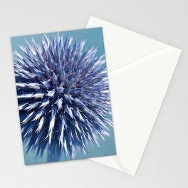 Globe thistle 247 Stationery Cards