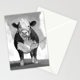 Welcome to the Pasture Stationery Cards