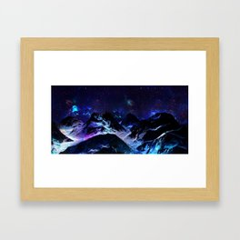 #Transitions XXV - Sutaru Framed Art Print