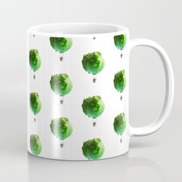 Iceberg Attack Coffee Mug