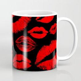 Lips 3 Coffee Mug