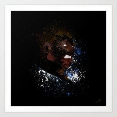 Maiku Baison Art Print