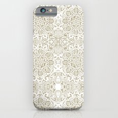 Moorish -stone Slim Case iPhone 6s