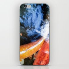 Koi Abstraction 004 iPhone & iPod Skin