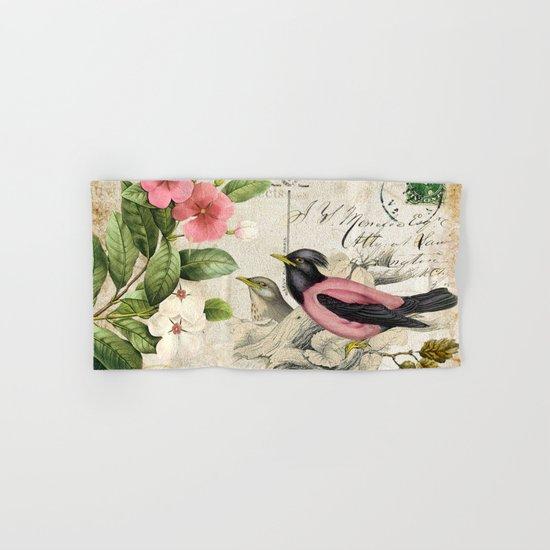 Sweet birds #6 Hand & Bath Towel
