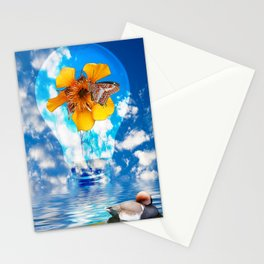 Flowering Bulb Stationery Cards