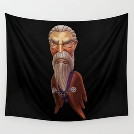 Dooku - Posterize Wall Tapestry