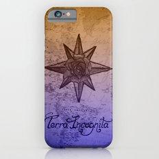 Terra Incognita Slim Case iPhone 6s