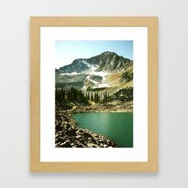 Wasatch Wandering Framed Art Print