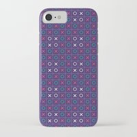 game iPhone & iPod Cases featuring Game by Sobhani