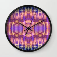 architecture Wall Clocks featuring Architecture. by Assiyam