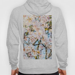 Floods of White & Pink Hoody