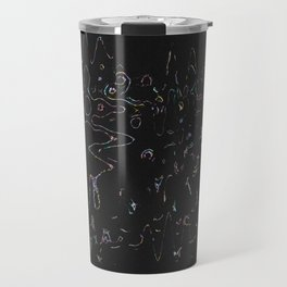NEW BLACK Travel Mug