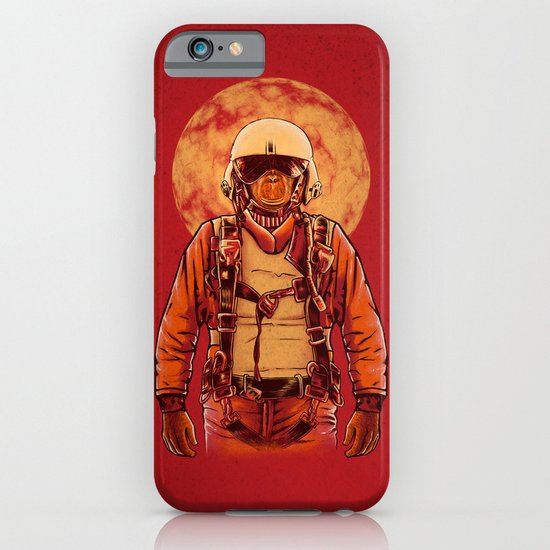 parachutist iPhone & iPod Case