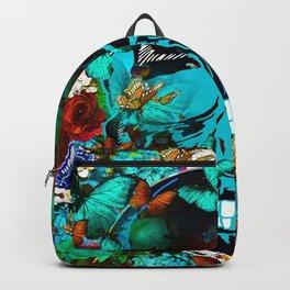 SUGAR SKULL AND HAPPINESS Backpack