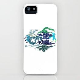 Aquatilium Vision iPhone Case