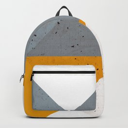 Modern Geometric 19/2 Backpack