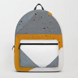 Modern Geometric 19/2 Backpack