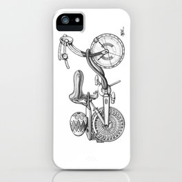 Menstrual Cycle iPhone Case