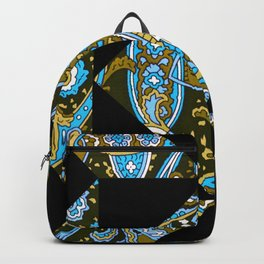 Paisley in a Design Backpack