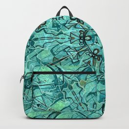 Holy Water Window Backpack