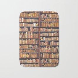 Books, books, books Bath Mat