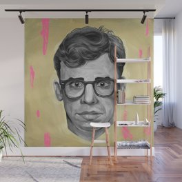 Rick Moranis Wall Mural