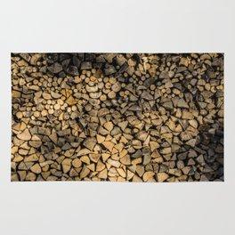 Need Wood? Rug