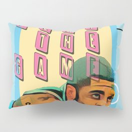 PLAY THE GAME Pillow Sham