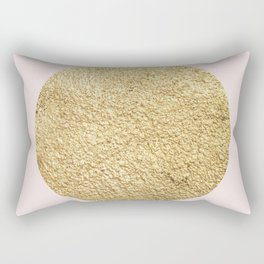 Geometric composition V Rectangular Pillow