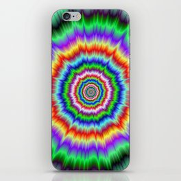 Eye Boggling Explosion iPhone Skin