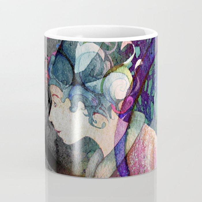 Ideas a la Fuga Coffee Mug