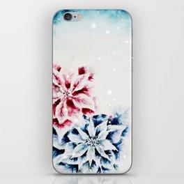 Stars of Winter iPhone Skin