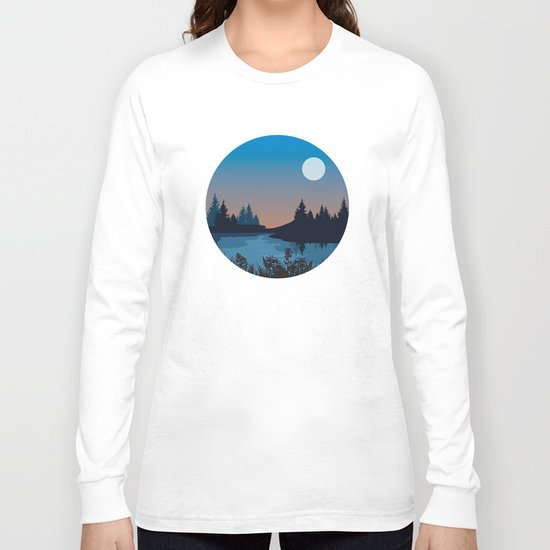 My Nature Collection No. 19 Long Sleeve T-shirt