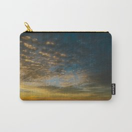 Viewing the Sunset Carry-All Pouch