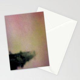 Misty Morning Lakeside Stationery Cards